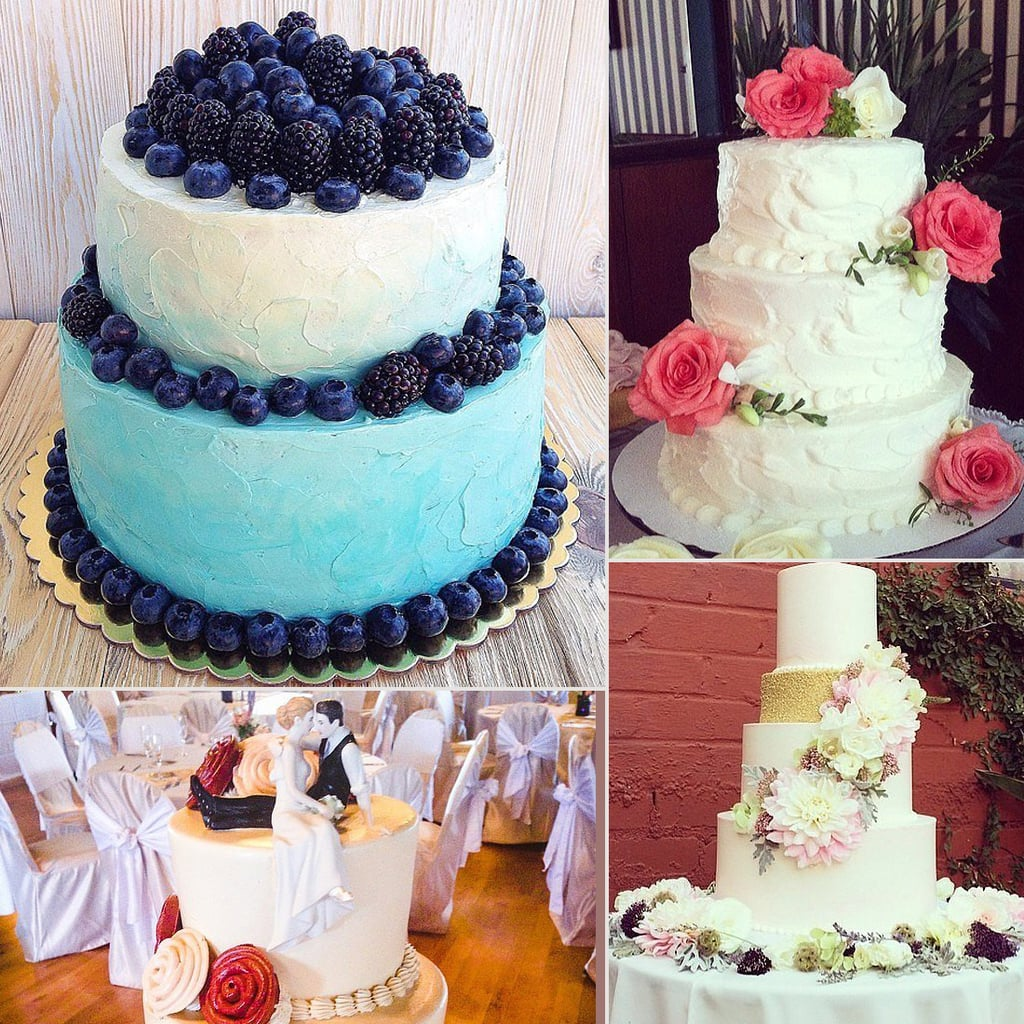 Summer Wedding Food Ideas Cake Popsugar