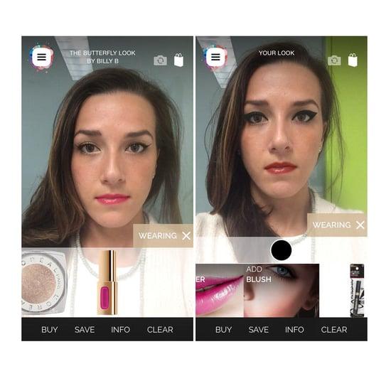 L'Oreal Makeup Genius App