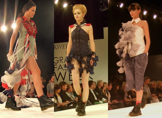 University of Central Lancashire at Graduate Fashion Week
