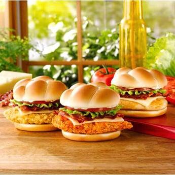Taste Test of Wendy's Asiago Ranch Chicken Club