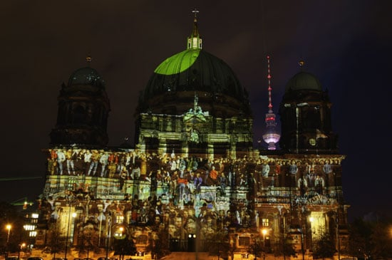 Oh Snap! Berlin Lightens Up