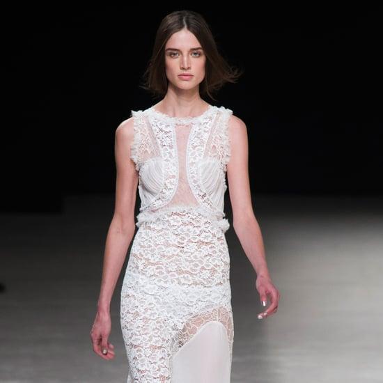 Nina Ricci Spring 2014 Runway Show | Paris Fashion Week