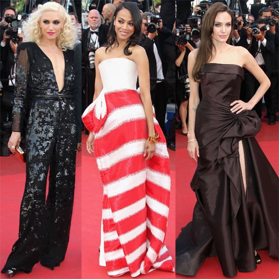 Celebrities at Cannes 2011 2011-05-17 01:16:00