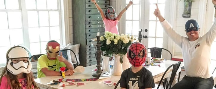 Every Working Parent Can Learn From This 1 Thing Chip Gaines Does With His Kids
