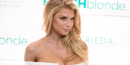 Charlotte McKinney Wows In A Little White Dress