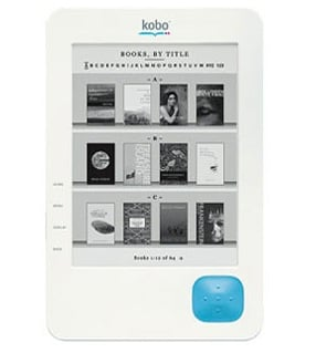 Reasons to Buy a $60 Borders Kobo Ereader
