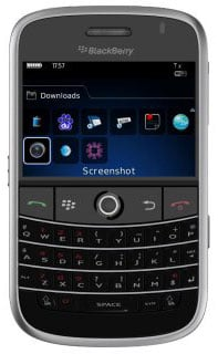 Take Screenshots on Your BlackBerry With the Screenshot App