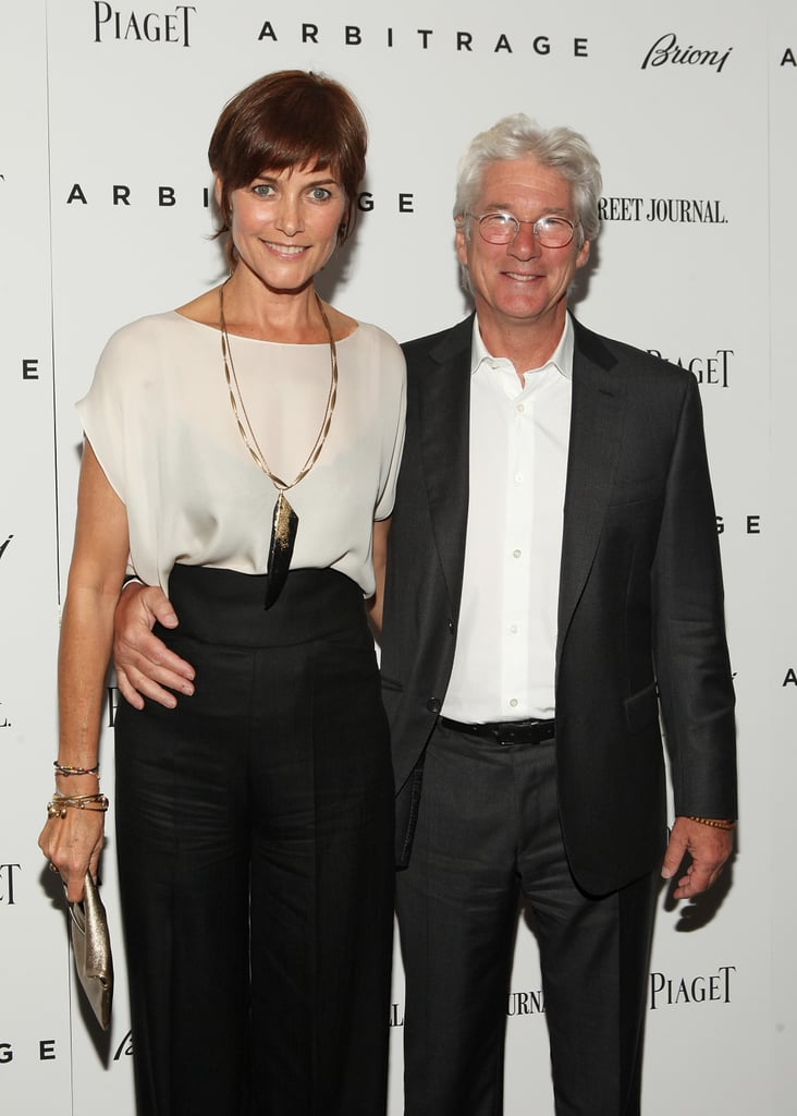 Richard and Susan Premiere Arbitrage in NYC With Zac Efron's Support