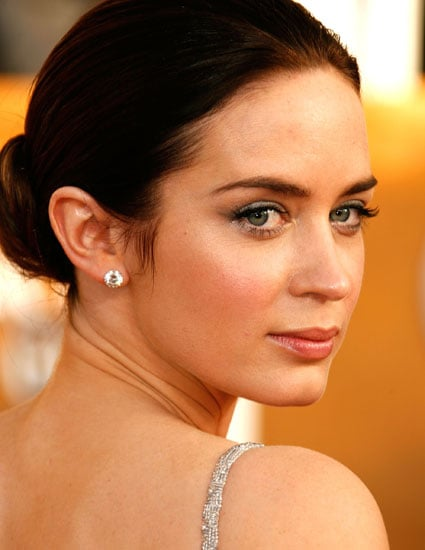 Emily Blunt at the 2009 SAG Awards