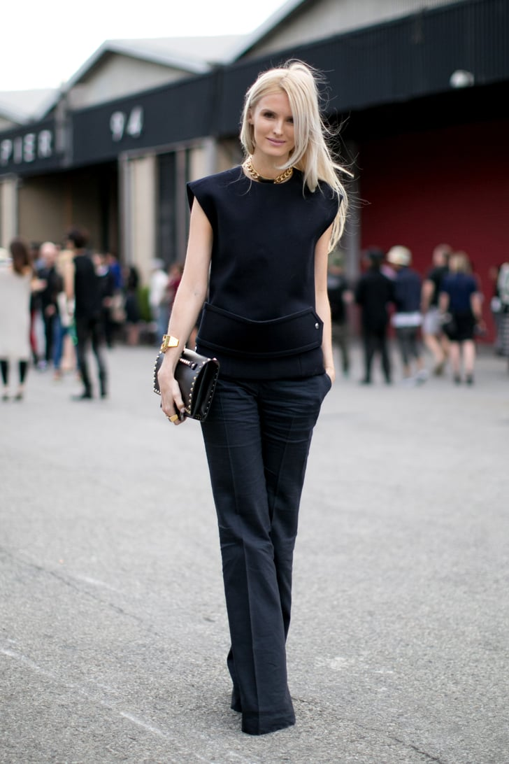 Impeccably polished with Valentino in hand. | Hot Shots ...