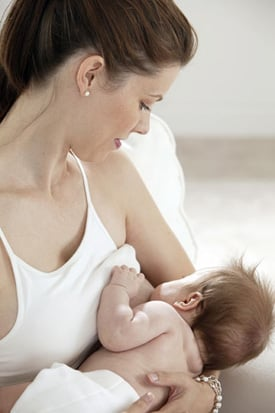 Breastfeeding and Weight Loss 2010-01-07 14:00:29