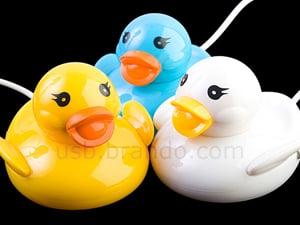 Duckling-Shaped USB Hub