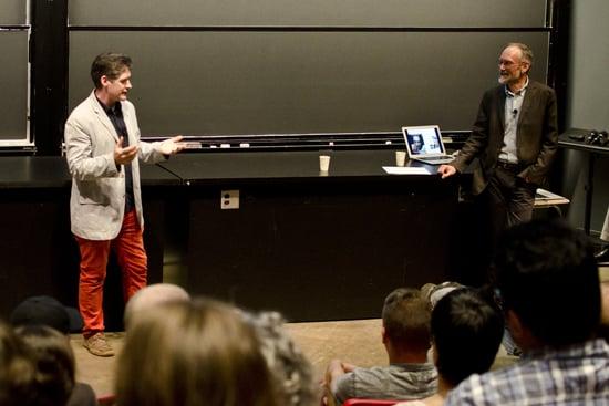 Dave Arnold and Harold McGee Bust Food Myths at Harvard