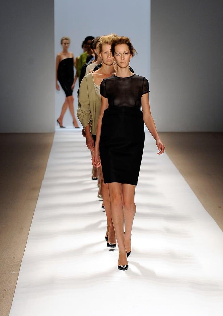 New York Fashion Week: Trias Spring 2010