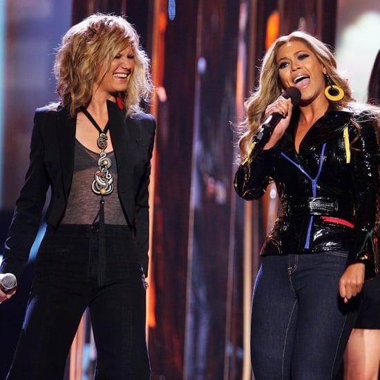 """Sugarland Sings Beyoncé's """"Irreplaceable"""""""