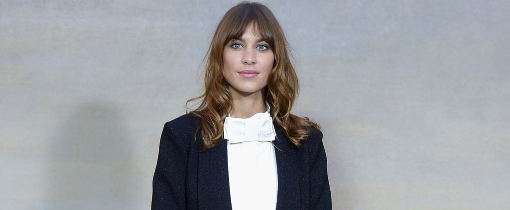 The Top 10 Things We Hope to See From Alexa Chung's Fashion Line