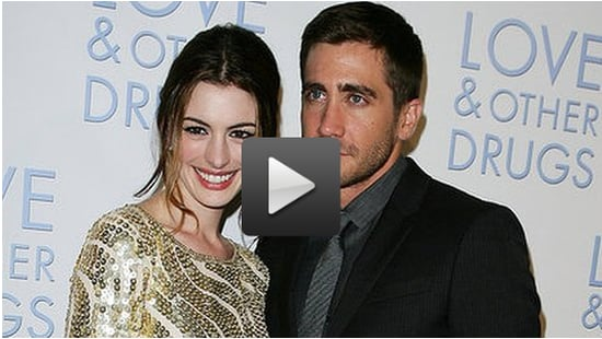 Video of Jake Gyllenhaal at the Love and Other Drugs Premiere in Australia 2010-12-06 14:30:00