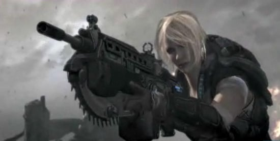 Female Characters in Gears of War 3