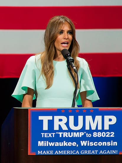 Melania Trump's Immigration Inconsistencies Questioned Again as Anti-Trump Group Files Public Information Request for Her Papers