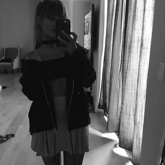 Ariana Grande Finally Tries Out A New Hairstyle, And It's Gorgeous