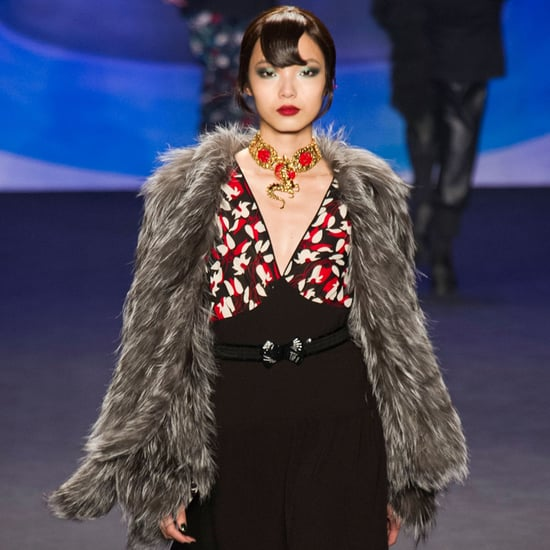 Anna Sui Fall 2014 Runway Show | NY Fashion Week