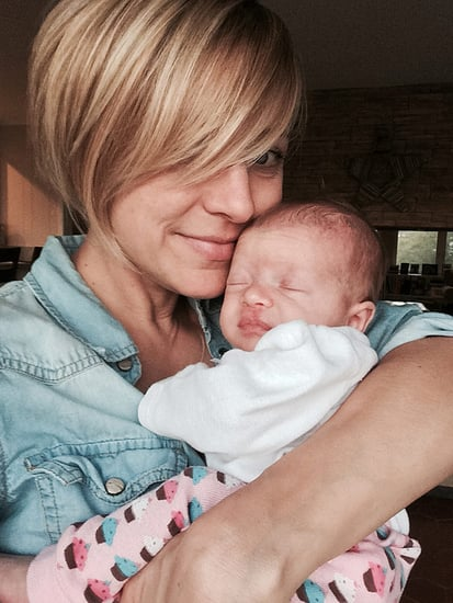 Christine Lakin's Blog: Easing Into the Madness of Motherhood