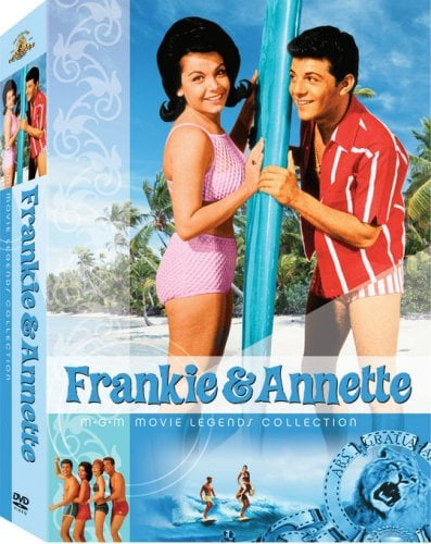 Beach Party Film Set