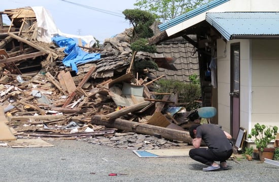 FROM TIME: 7.1 Magnitude Earthquake Kills at Least 41 in Japan