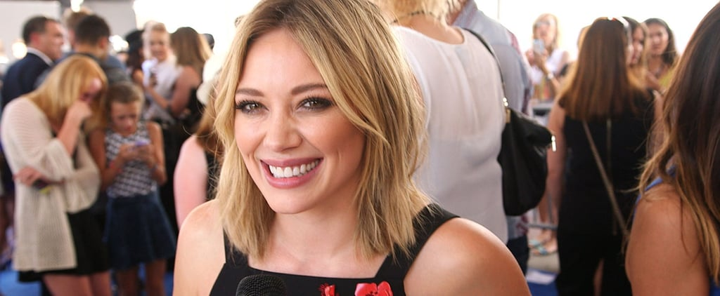 """Hilary Duff on Why She's Already Releasing Another """"Catchy"""" Single"""