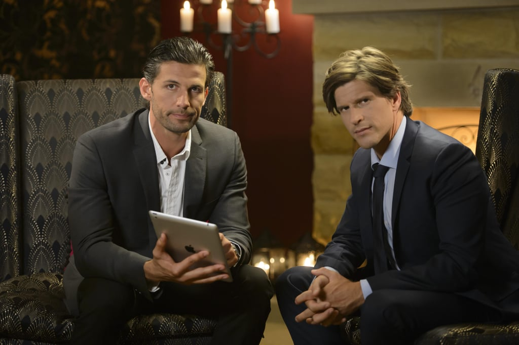 Osher gives Tim a hand with his big decision.