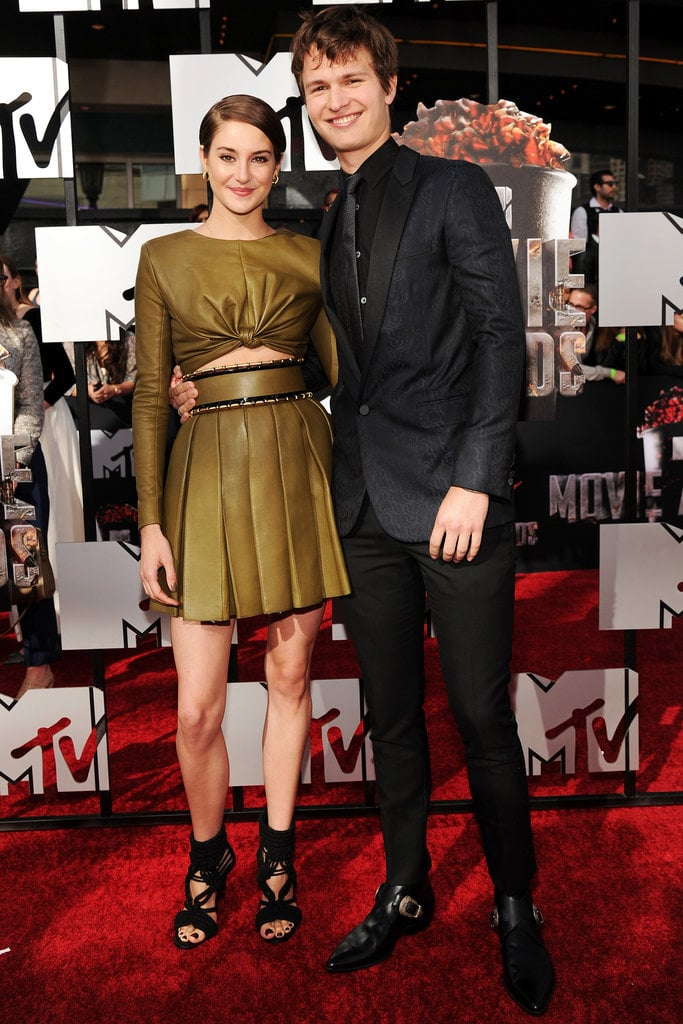 Best Adapted Costars: Ansel Elgort and Shailene Woodley