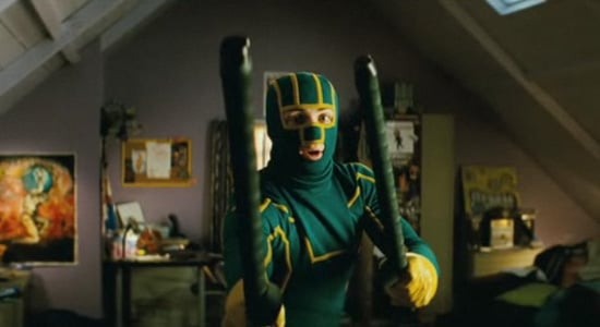 Video Trailer of Nicholas Cage and Christopher Mintz-Plasse in Kick-Ass 2009-11-12 06:30:00