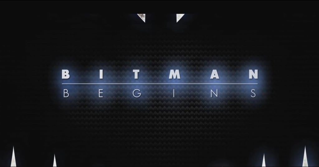 """Bitman Begins"""