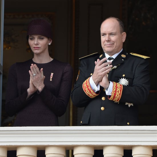 Monaco Royal Family on National Day 2015 Pictures