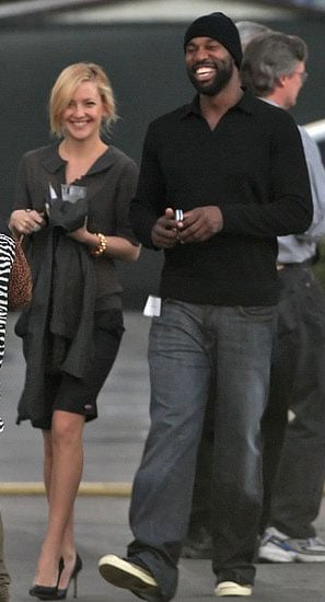 Single Kate Hudson Heads Back to High School