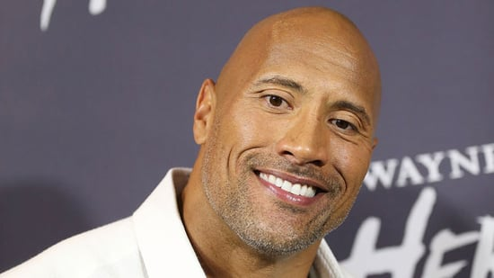 Dwayne 'The Rock' Johnson Destroys a Stack of His 'World Famous' Pancakes During an Epic Cheat Day