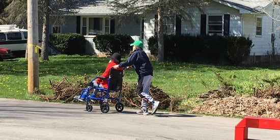 12-Year-Olds Form Supportive Bond While Battling Cancer Together