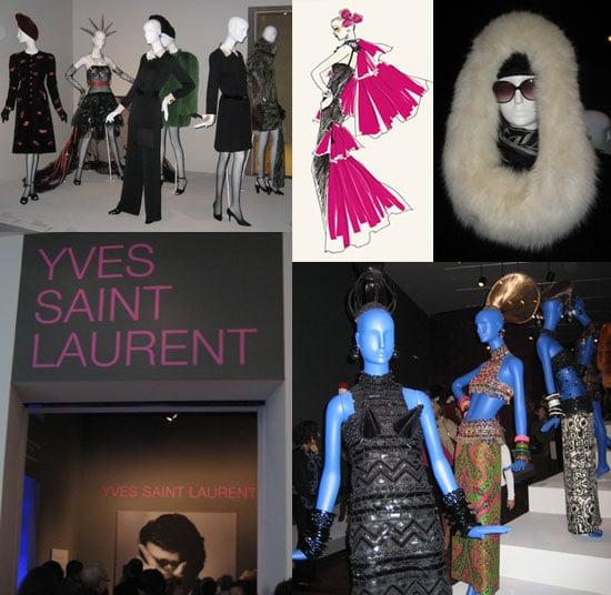 Fab Field Trip: The Yves Saint Laurent Exhibit at the De Young Museum, San Francisco