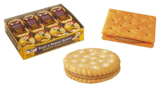 Kellogg's Recalls Peanut Butter Sandwiches