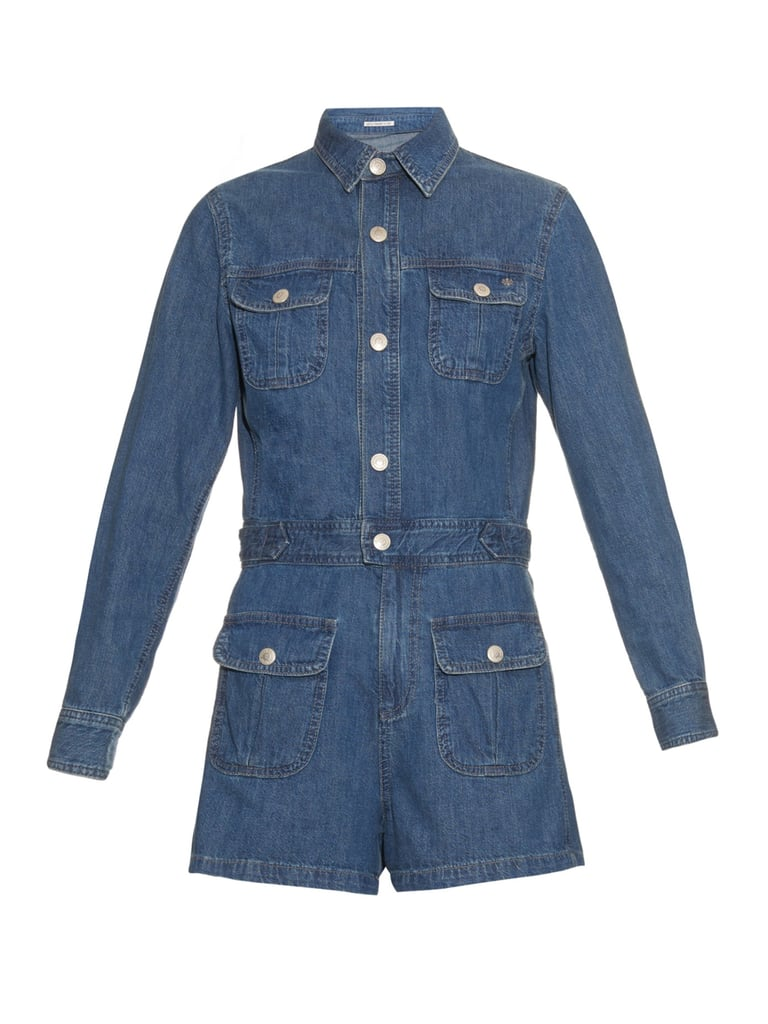 The Playsuit Was Actually Alexa Chung For AG
