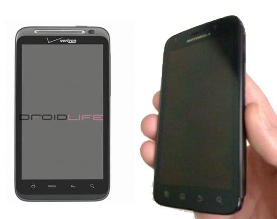 Verizon 4G LTE Phone Rumors