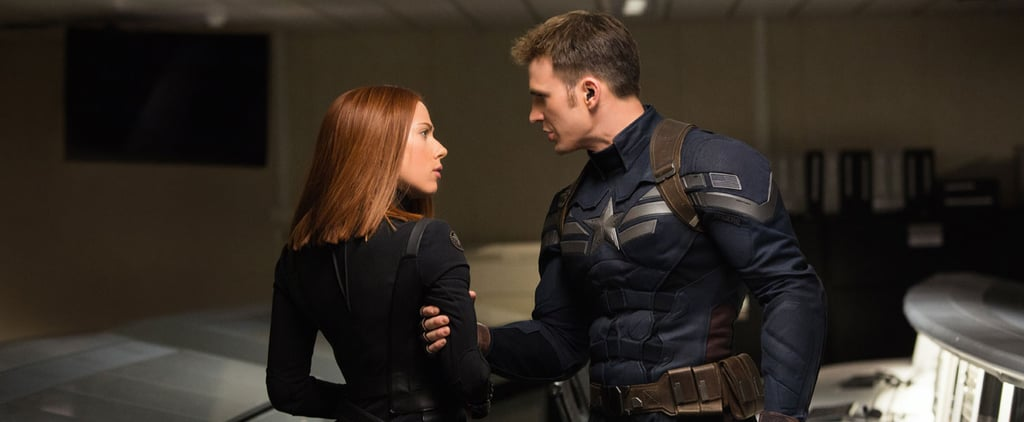 """Chris Evans on Being Captain America: """"You're Not Free to Just Go Be a Jackass"""""""