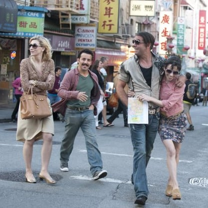 Woody Allen Movie Cities
