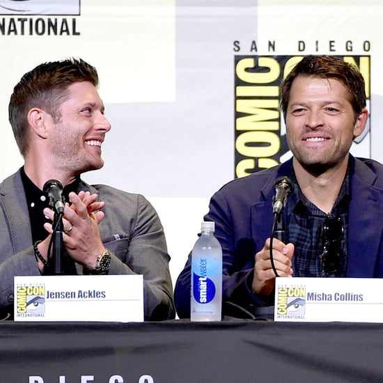 "Supernatural ""Destiel"" Joke at Comic-Con 2016"