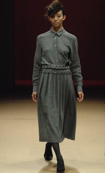 Japan Fashion Week: Hidenobu Yasui Fall 2009