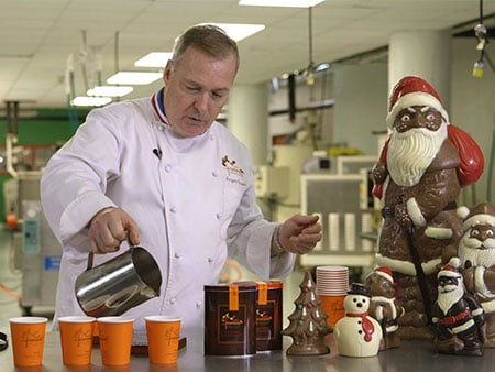 VIDEO: See This Amazing Hot Chocolate Recipe From Jacques Torres