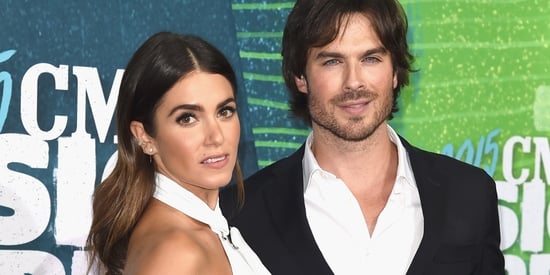 Nikki Reed And Ian Somerhalder Make A Stunning Appearance At CMT Music Awards
