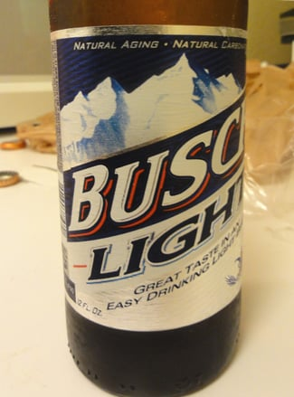 Anheuser-Busch to Unveil Cold-Activated Busch Light Bottles