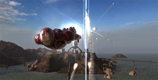 Iron Man 2 Video Game Coming
