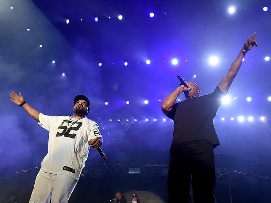 WATCH: N.W.A. Reunites at Coachella! See Dr. Dre, Ice Cube and More Perform Together